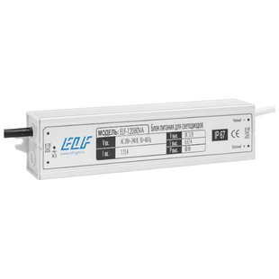 Блок питания для LED ELF ELF-12080VA 80 Вт