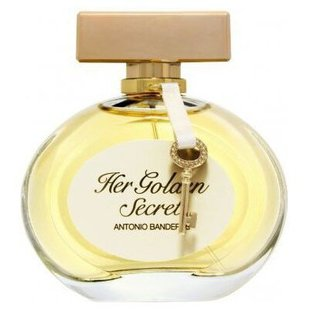 Antonio Banderas Her Golden Secret 80 мл